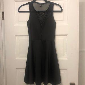 Forever 21 • Black Mini Dress